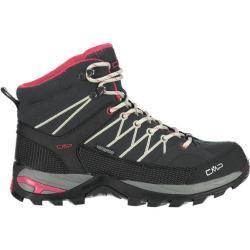 Photo of Cmp Rigel Mid Trekking Shoes, Tamanho 39 Em Branco Antracite, Tamanho 39 Em Branco Antracite