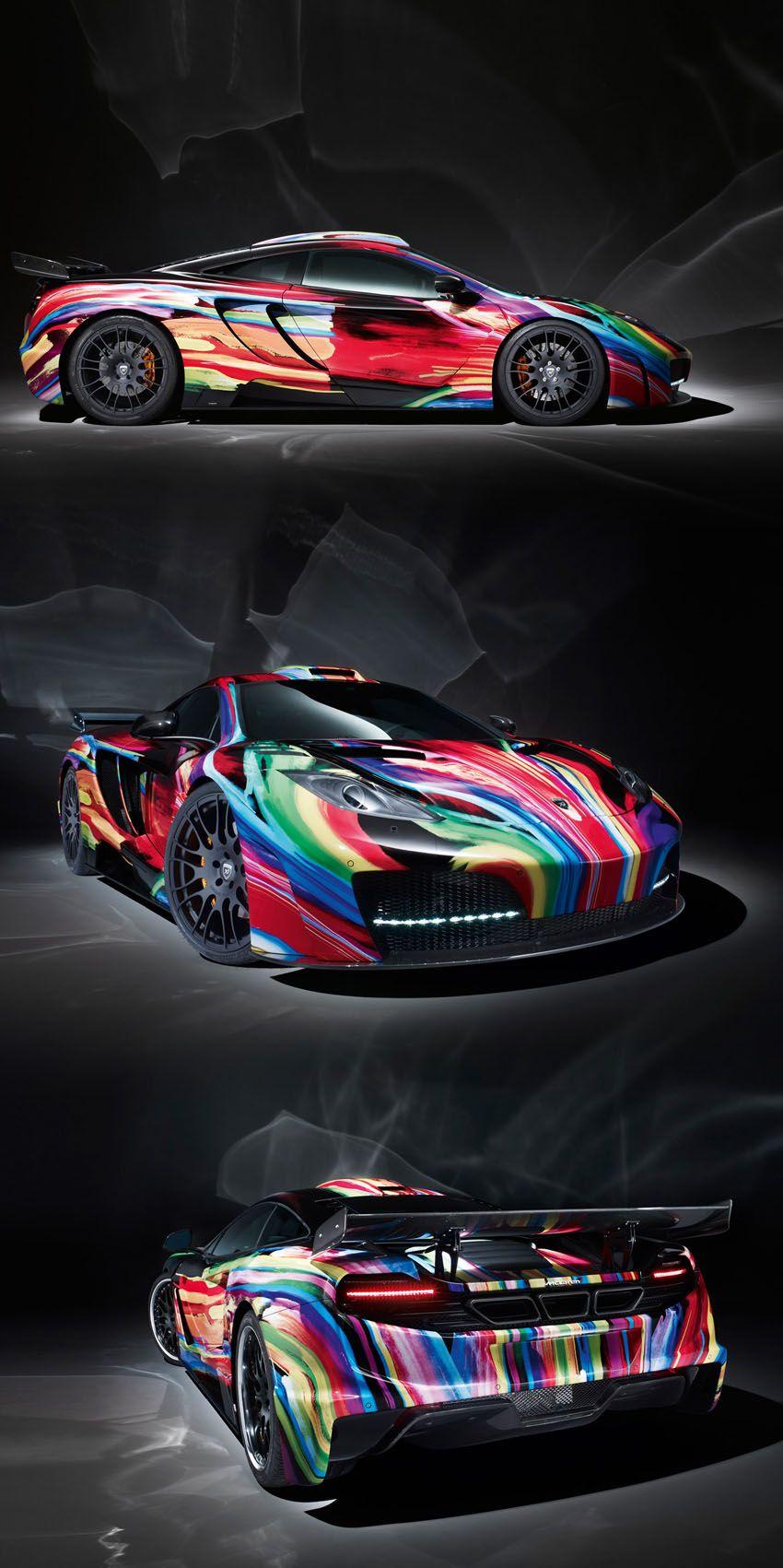 McLaren MP C Cars Pinterest Mclaren Mp Mp C And Cars - Cool car features