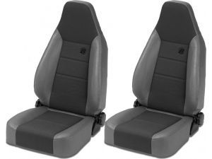Bestop Trailmax Ii Sport Front Seats In Fabric For 76 06 Jeep Cj 5