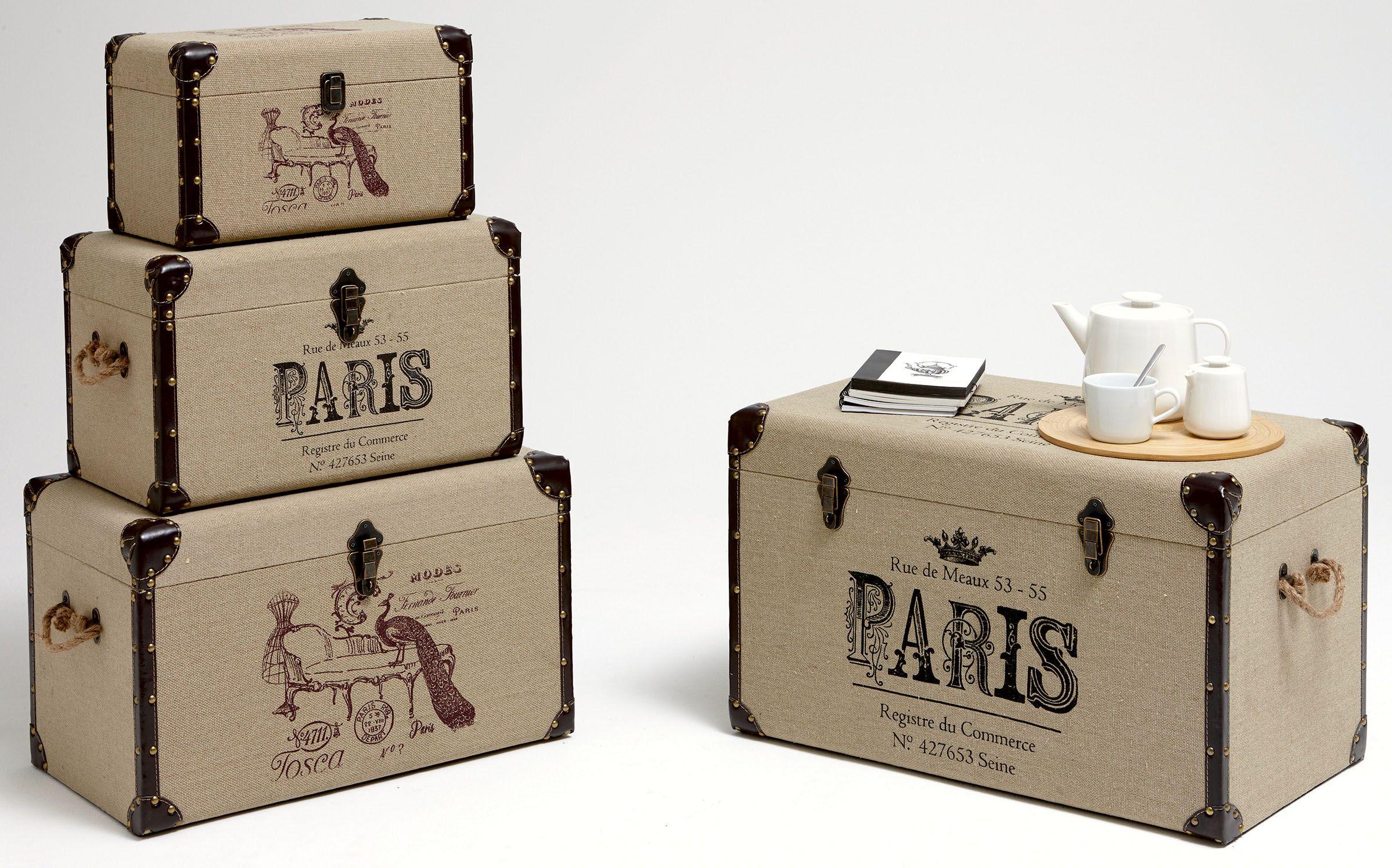 Les Coffres De Rangement Coffee Bag