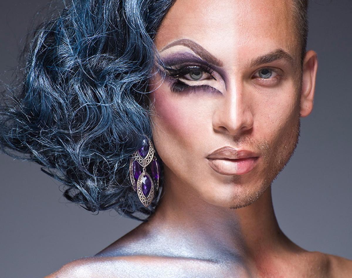 Трансвеститы и макияж 6 фотография