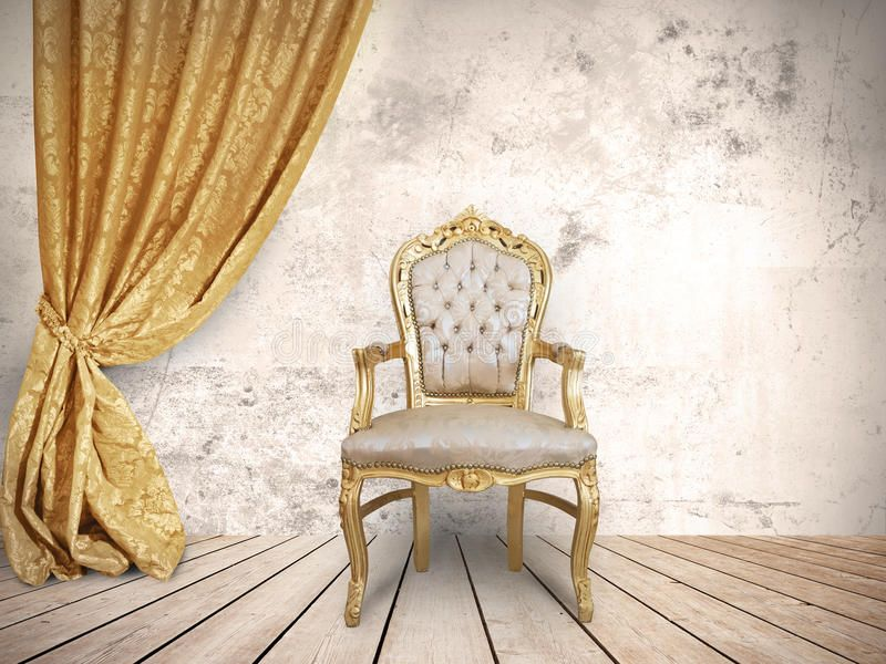 The Chair Of The Successful Concept Of Success With Luxurious Chair Aff Successful Chair Concept Luxurious Suc Luxury Chairs Retro Interior Chair