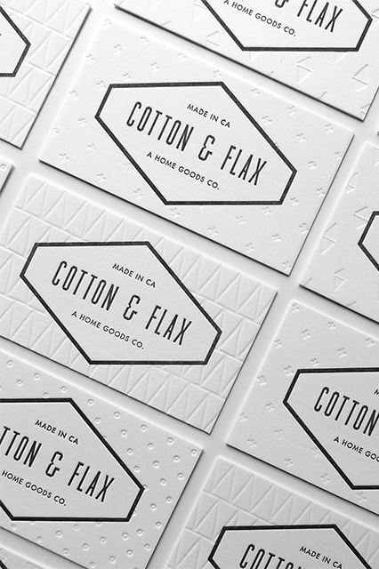 Business cards los angeles design letterpress pinterest unique 13 insanely cool business cards refinery29 httprefinery29unique business cardsslide 2 black and white never looked so cool reheart Choice Image
