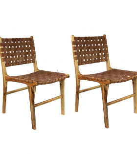 Modern Leather Dining Chairs Australia Painted Table And Tables Online Strap Woven