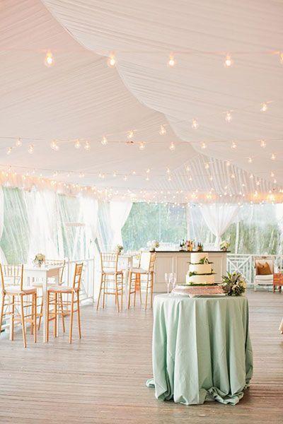 Een partytent versieren: met deze 8 tips lukt het zeker   Wedding