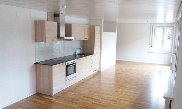 Günstige 2 Zimmer Wohnung in Diessbach bei Büren zu