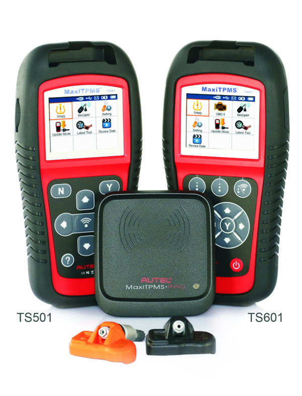 Autel Ts501 And Autelts601 Autel S Top 2 Tpms Tools Now Offer Programming Of Autel S Mx Sensors The Autelts501 And Diagnostic Tool Old Things Cars Trucks