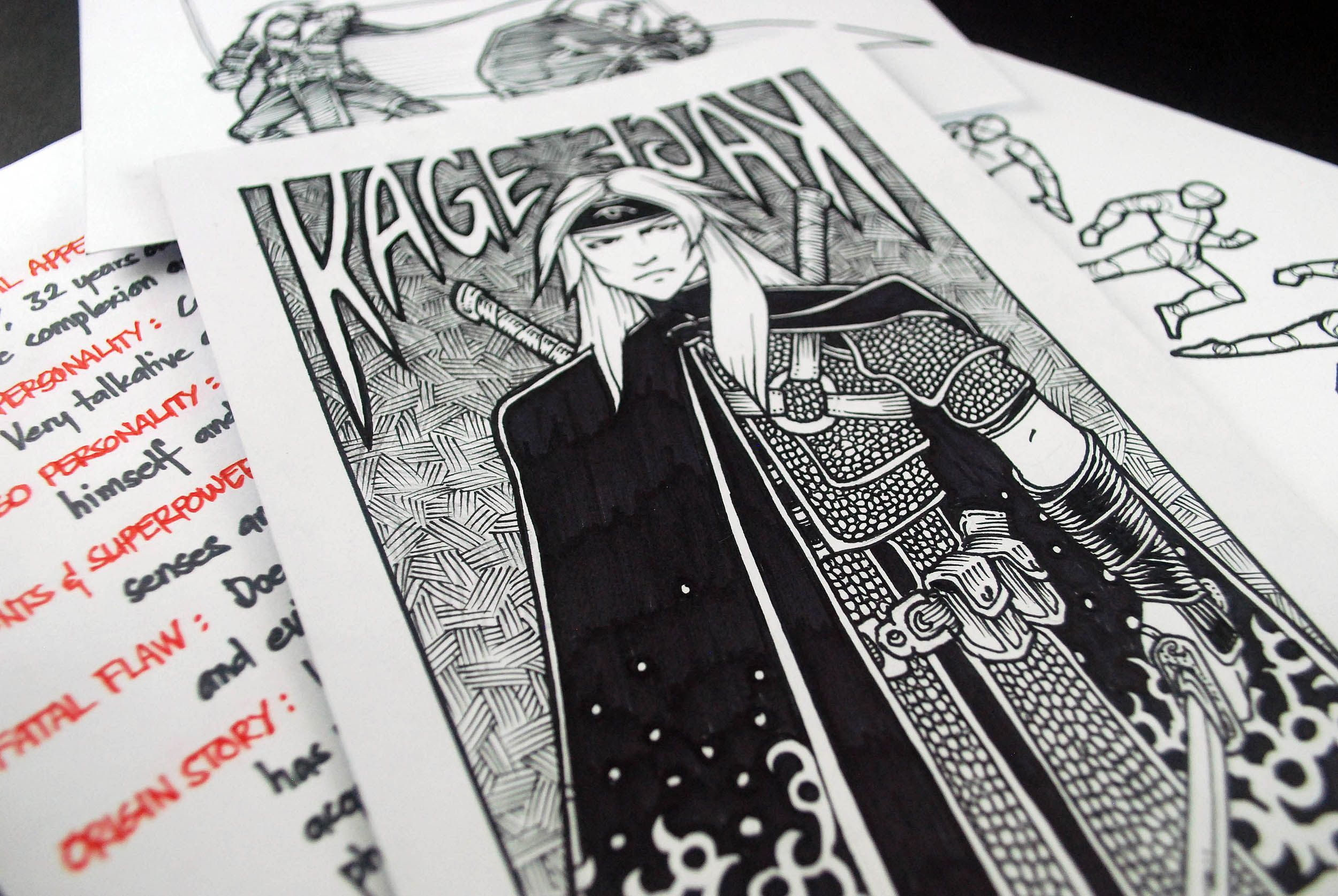 How To Make Your Own Anime Or Manga Character Via Wikihow Com Anime Drawing Books Manga Drawing Books Anime Character Design
