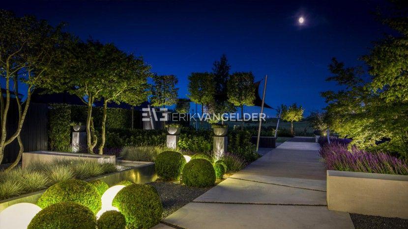 de-best-uitgelichte-tuin-van-nederland-european-garden-lighting ...