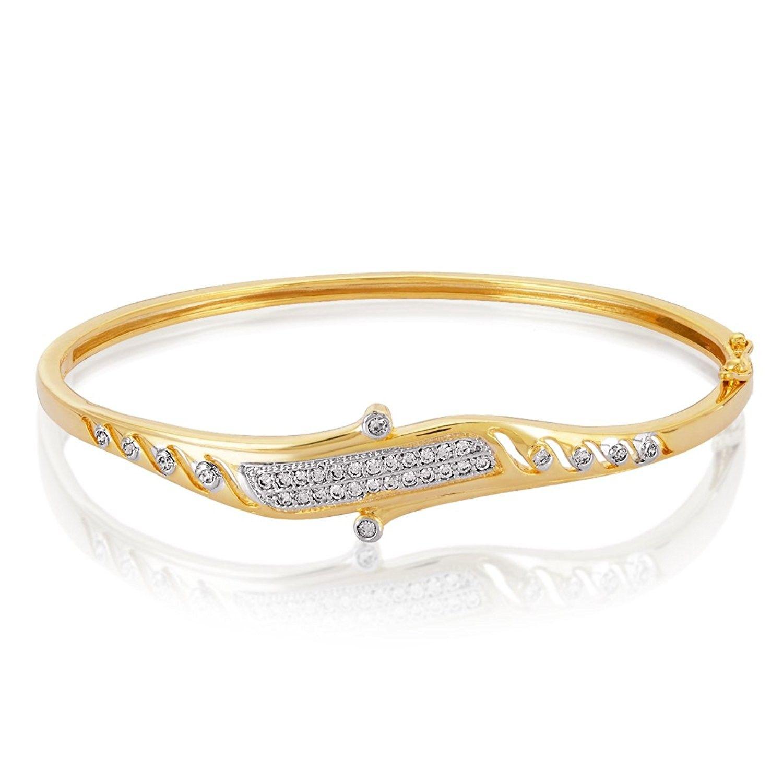 Zircon fashion jewelry indian bracelet kada for women cyltstp