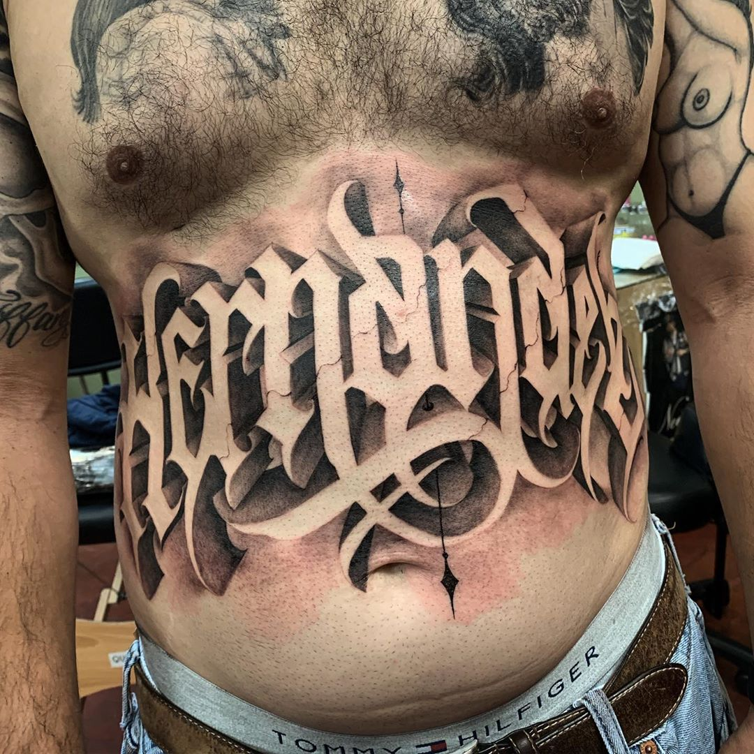 Mystiks Art Gmail Com For Bookings And Enquiries Was A Big Day For Sir Mango23 And He Handled Tattoo Lettering Tattoo Lettering Fonts Money Sign Tattoo
