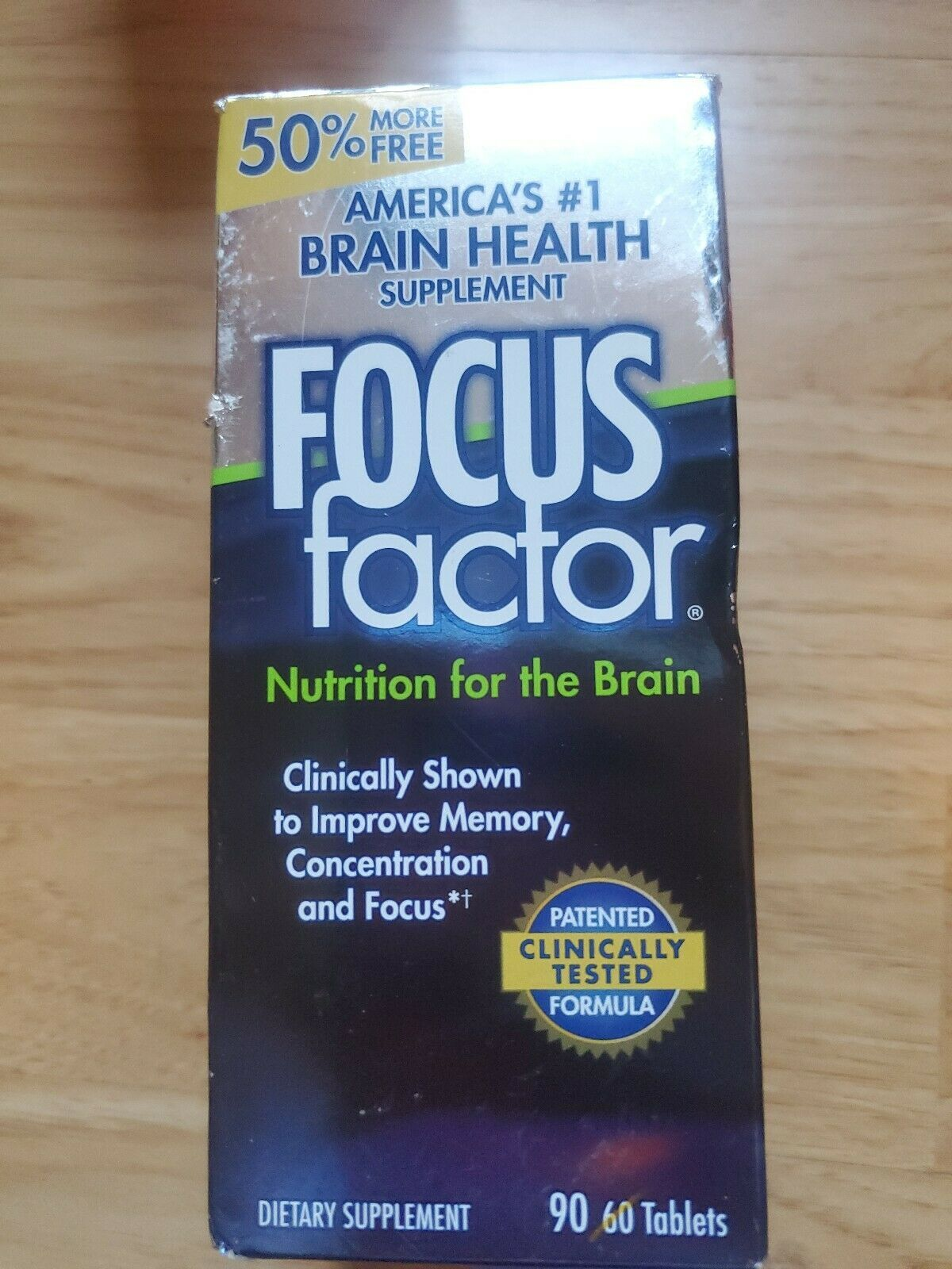 Pin By Drugsbank On Focus Factor Review Brain Health Supplements Nutrition Focus Factor