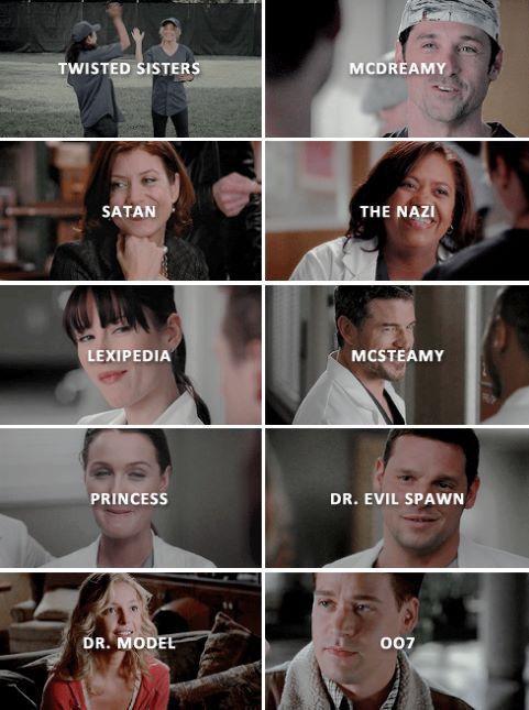 Greys Anatomy Loveit Pinterest Greys Anatomy Anatomie Und