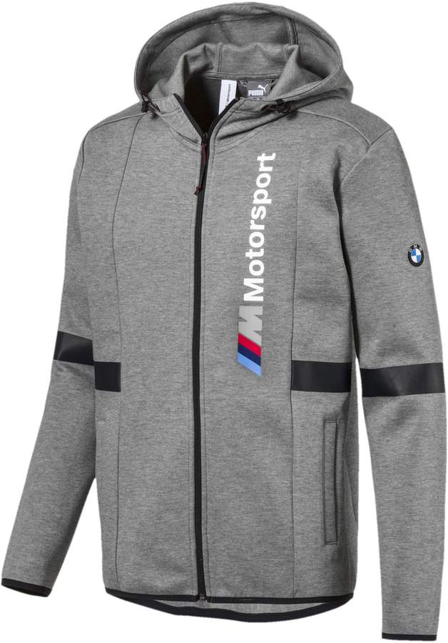 BMW Zip Up Men's Hoodie in 2020 | Puma mens, Hoodies, Mens