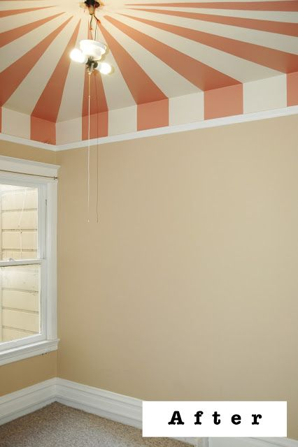 Create A Circus Effect With Benjamin Moore Tender Pink