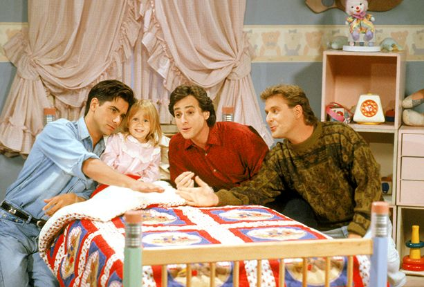 25 Lessons Tv Parents Taught Us Full House Full House Episodes Full House Tv Show
