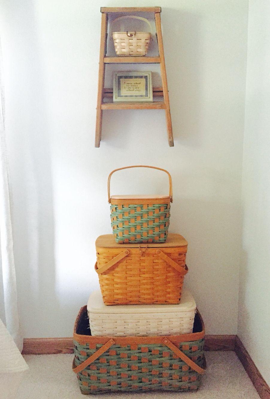 Loving my baskets