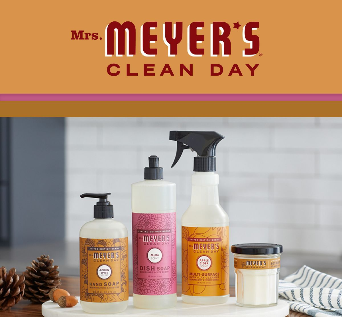 Shop Target For Mrs Meyer S Clean Day For A Wide Assortment Of Mrs Meyer S Clean Day Visit Target Com Today With Images Cleaning Day Laundry Detergent Soap