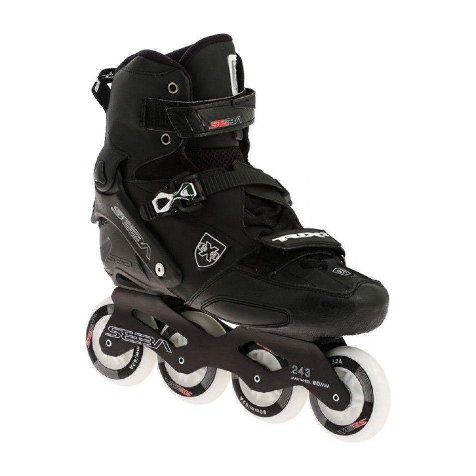 d98ada2ef83 SEBA TRIX 2 Rollers Freeskate Roller Skating, Freestyle, Skates, Rollers,  Hiking Boots