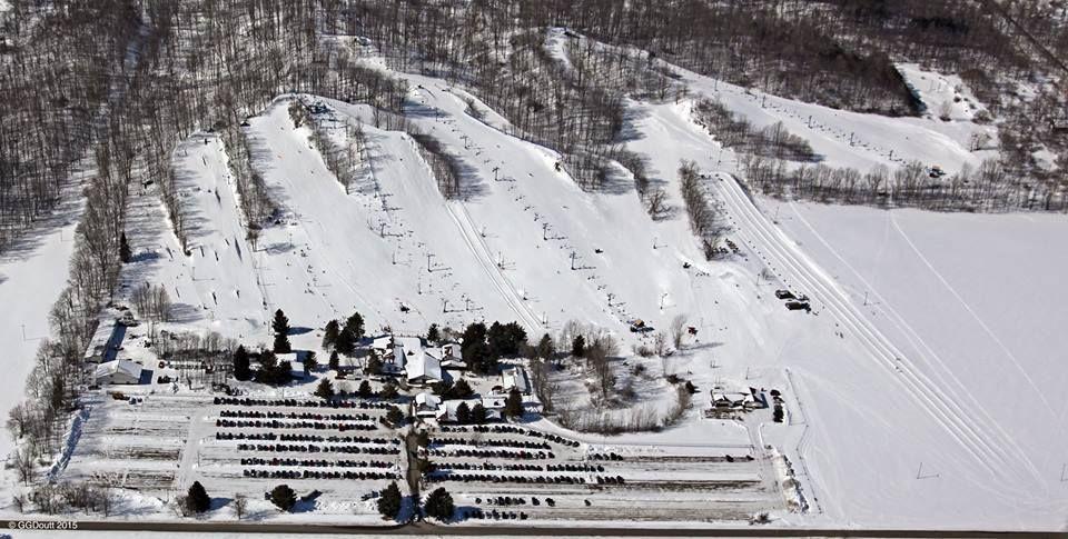 Timber Ridge Ski Area Hosts Annual Ski Swap And Job Fair Winter
