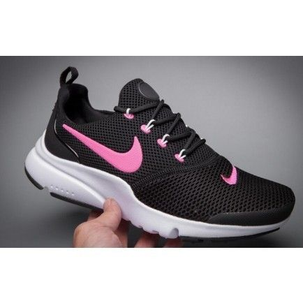 Womens Nike Air Presto Br Qs Oreo Black White Pink Running Shoes Air Presto Pink Running Shoes Discount Sneakers Black Friday Shoes