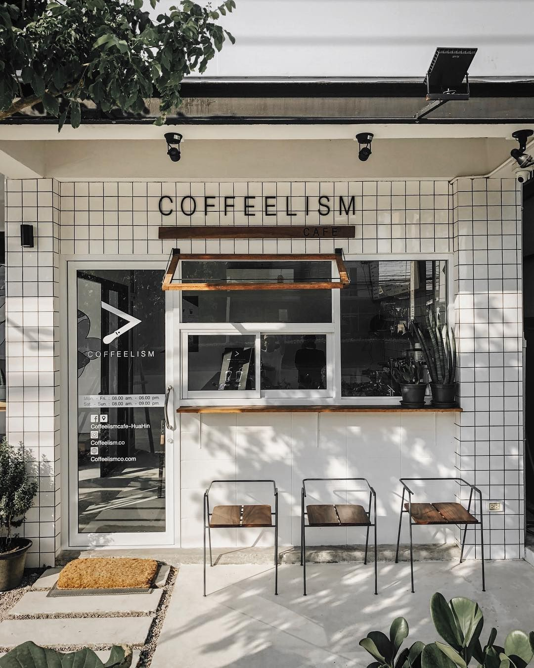 17th On Instagram 2019 Huahincafe 17th Huahin Cafehopping Cafehoppinghuahin Coffee Shop Decor Cafe Interior Design Coffee Shop Design