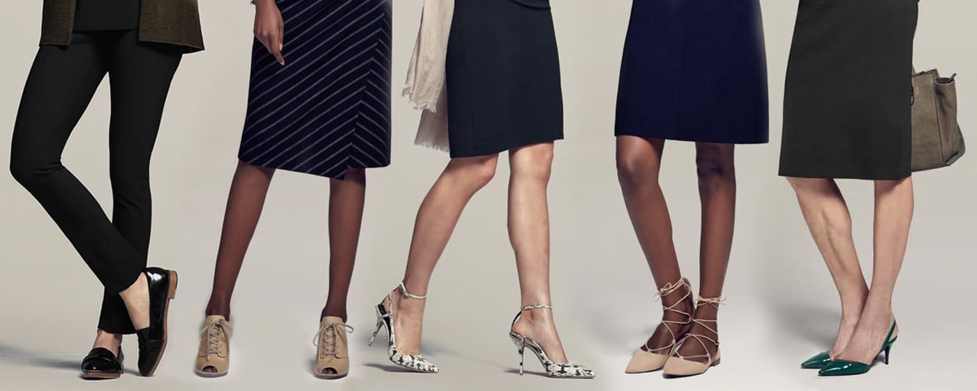 Shoes for Professional Working Women