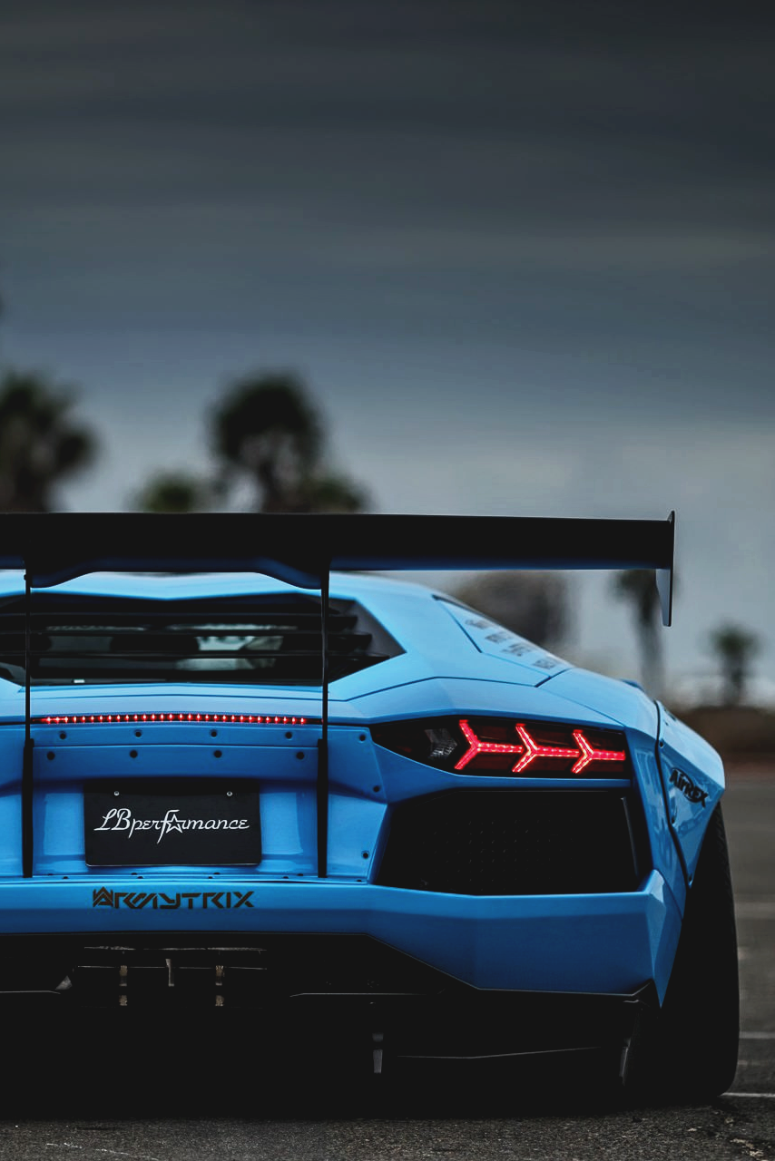 LB Performance Lamborghini
