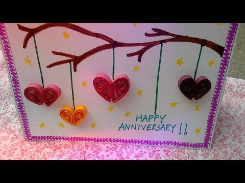 How to make easy greeting cards for anniversary infocard.co