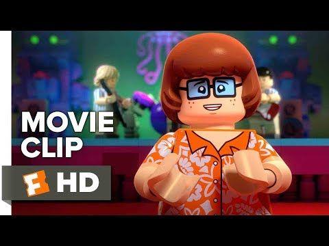Lego Scooby Doo! Blowout Beach Bash Movie Clip - The Jinky (2017 ...