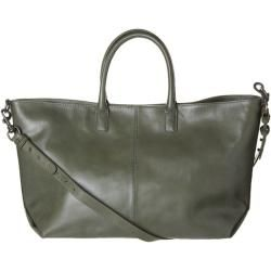Liebeskind L.A. GLOSSY Shopping Bag pistache in Gr. One Size