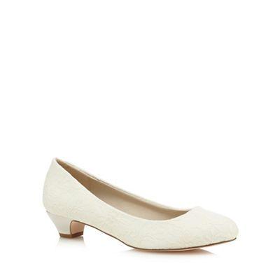 Ivory wedding shoes debenhams dresses