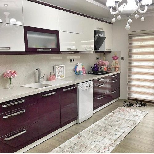 Images Of Model Home Kitchens