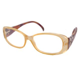 cf9d5cd29a05  Overstock - Fendi Readers Women s F846 Rectangular Reading Glasses - These Fendi  Readers are a