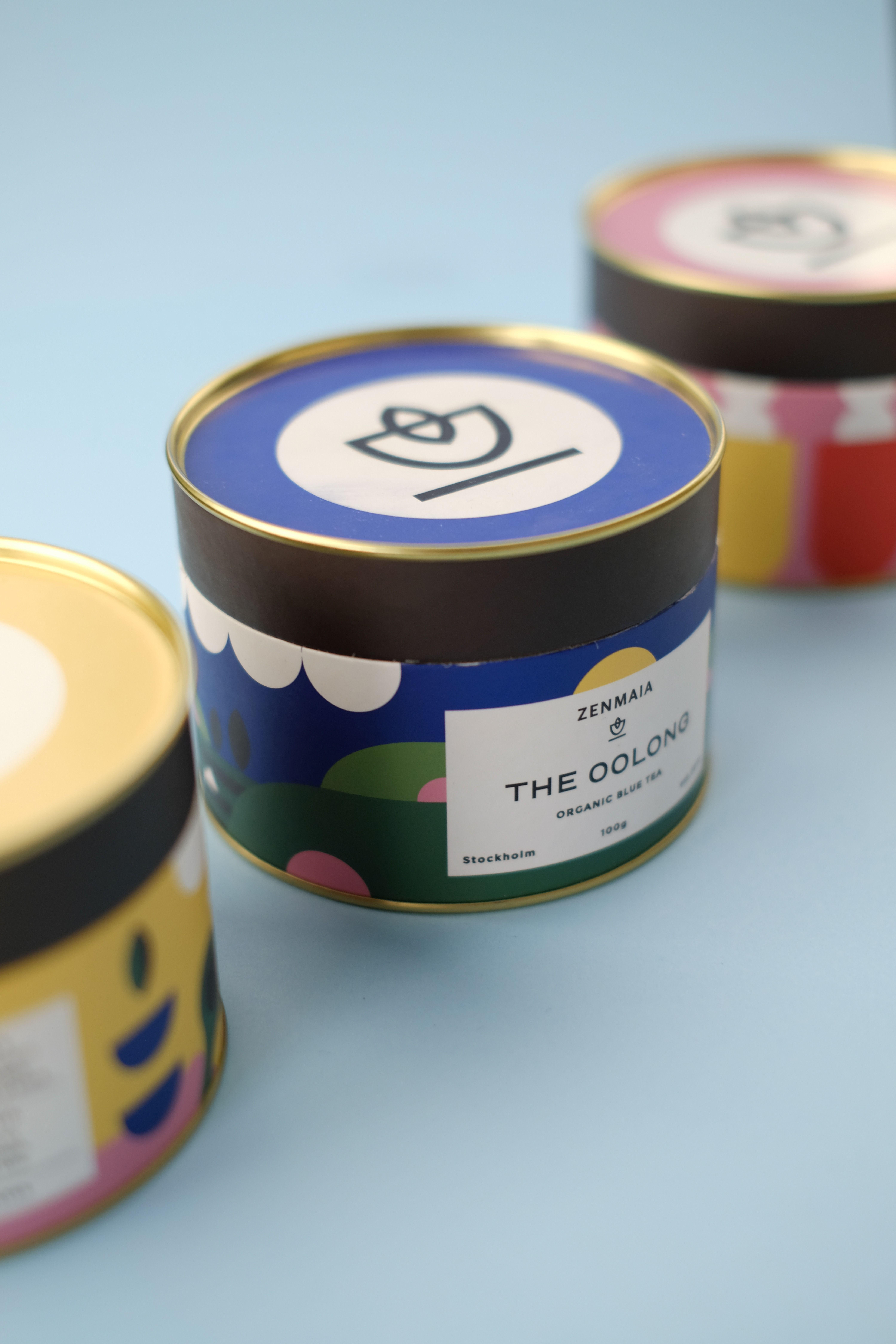 Zenmaia Tea Packaging Oolong