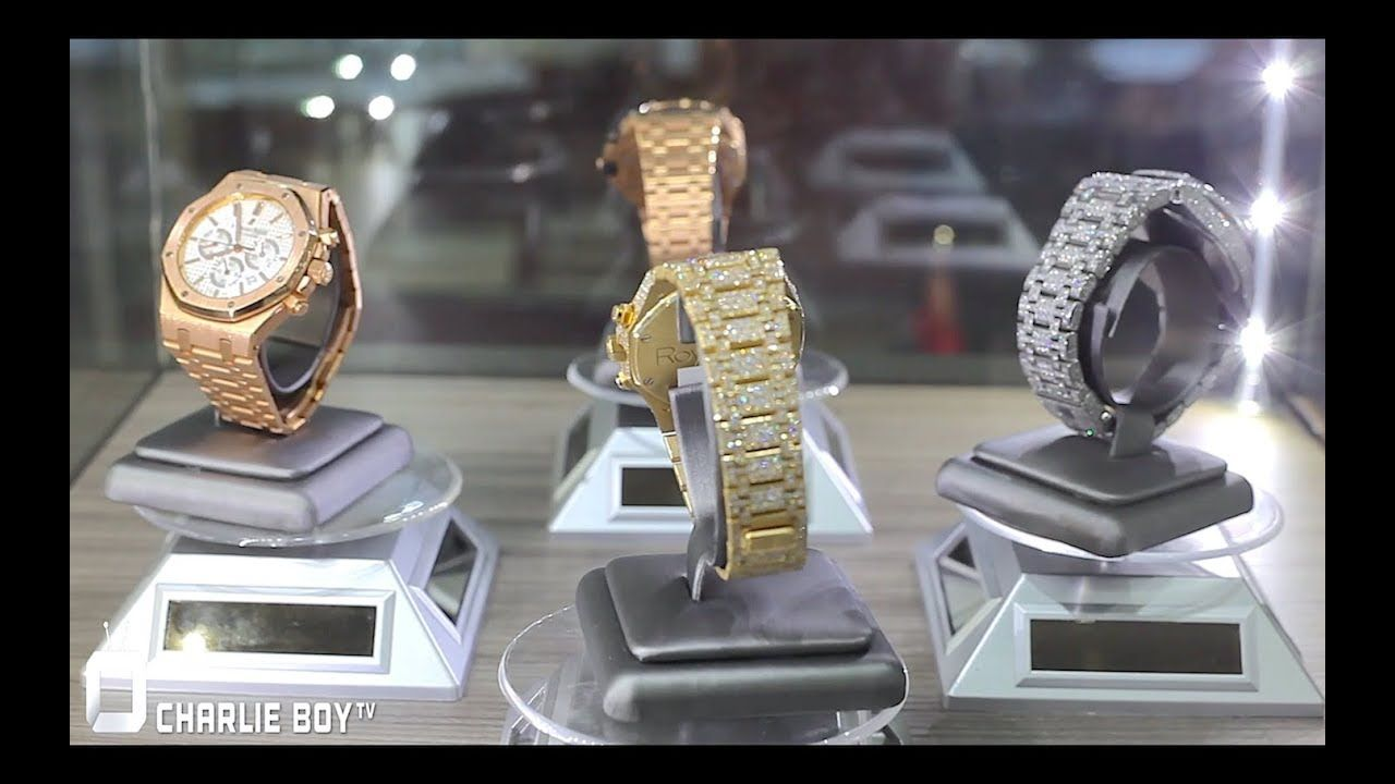 Alex The Jeweler Teaches Us How To Properly Invest Into Gold Diamonds Rolex Watches In Miami Youtube Rolex Diamond Watch Rolex Diamond Black Gold Jewelry