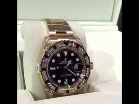 Unboxing Rolex day,just by Maxgoud Diamond Centre Rotterdam