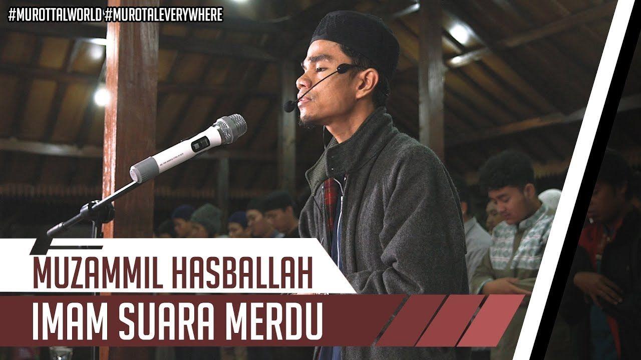 Imam Suara Merdu Surat Al Fatiha Surat Al Furqan 61