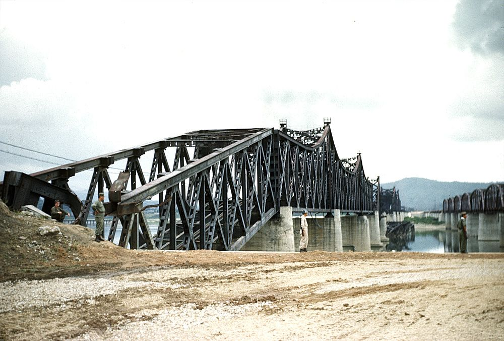 Han River Railroad Bridges, Seoul Railroad bridge, 29