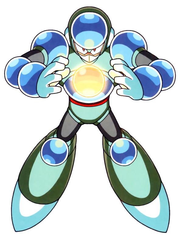 Crystal man mega man 10 mega man and nintendo crystal man mmkb the mega man knowledge base mega man 10 voltagebd Images