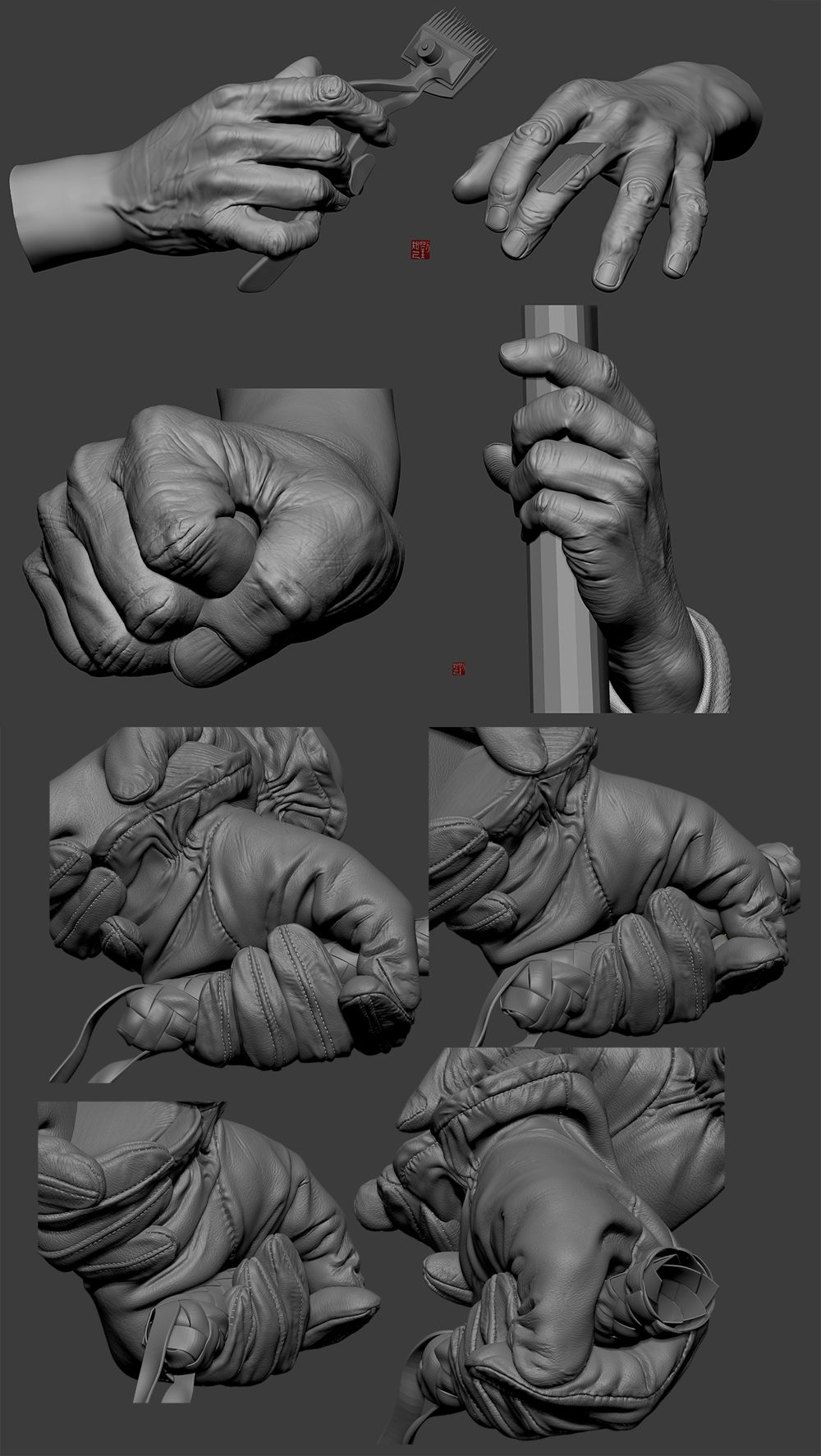 http://www.zbrushcentral.com/showthread.php?194435-Fratricidal ...