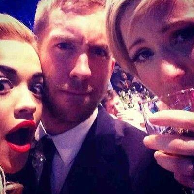 Rita, Calvin, and Ellie