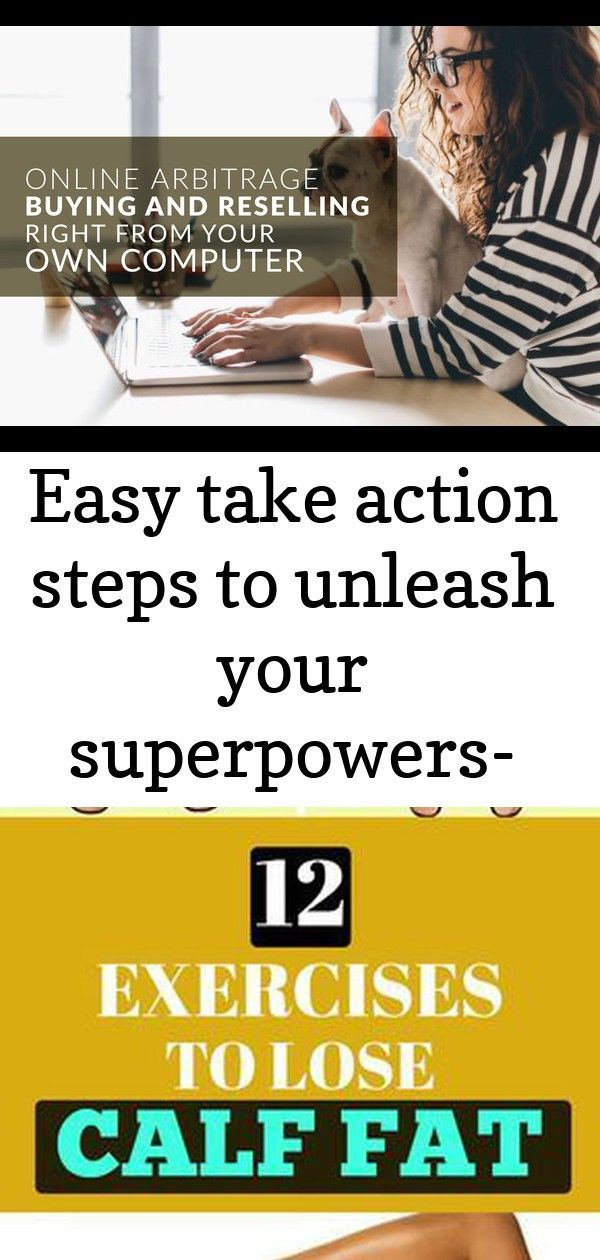 Easy take action steps to unleash your superpowers- free for limited time 72