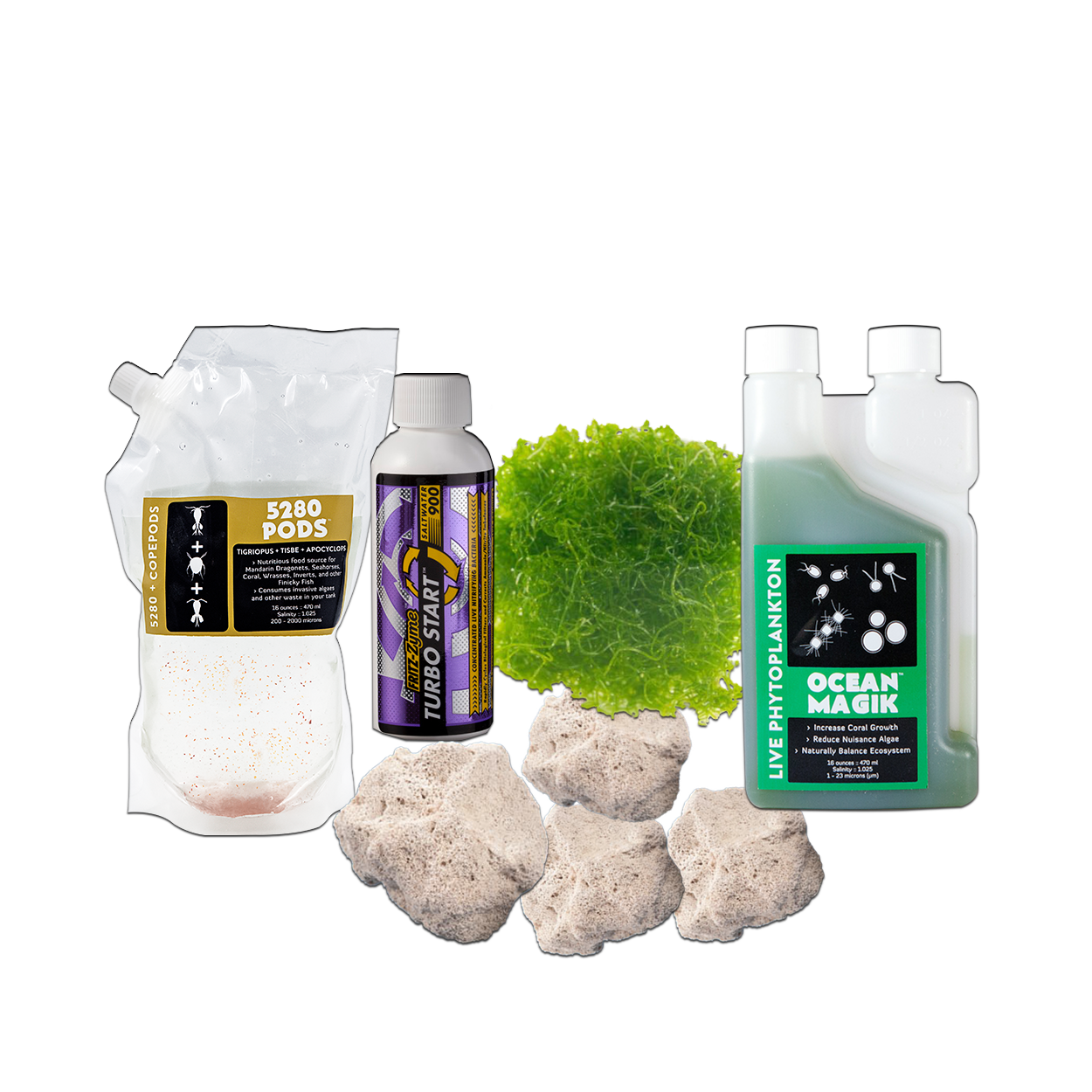 The Ultimate Refugium Starter Pack By Algaebarn Starter Pack Saltwater Aquarium Packing