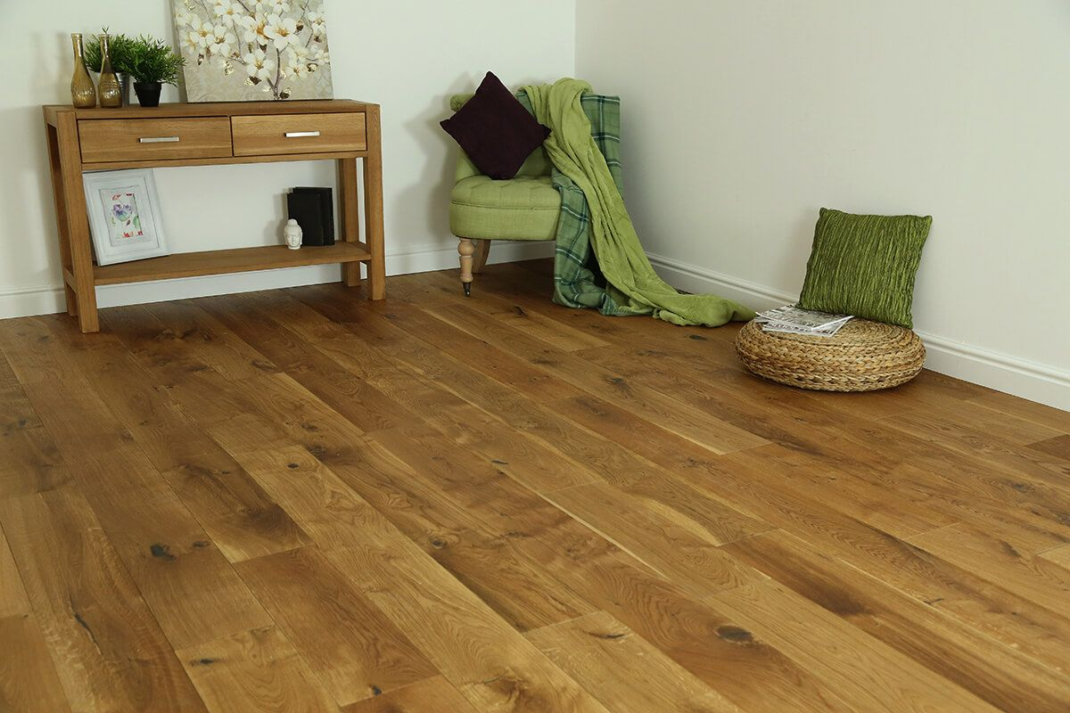 Galleria Professional Engineered European Oak Flooring 180