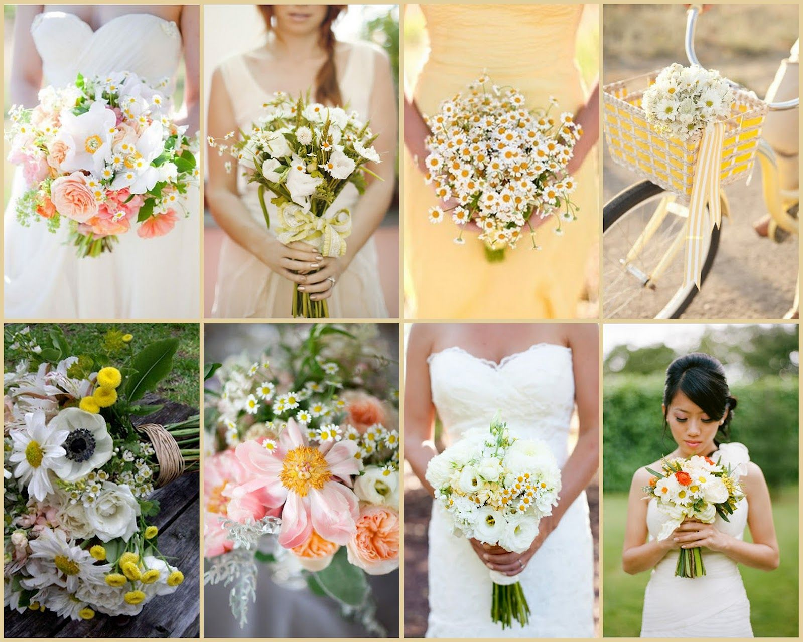 Paper wedding decoration ideas  Paper Doll Romance April Showers Bring May Flowers Lazy Daisy