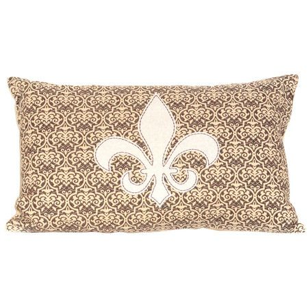 Fleur De Lis Pillow Pillow Power Pillows Fleur De Lis Home Decor