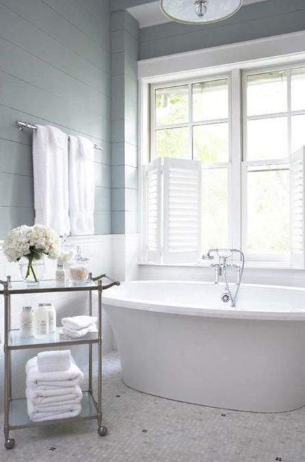 Classic Decorating Ideas for Plantation Style Homes\u003d Bathrooms