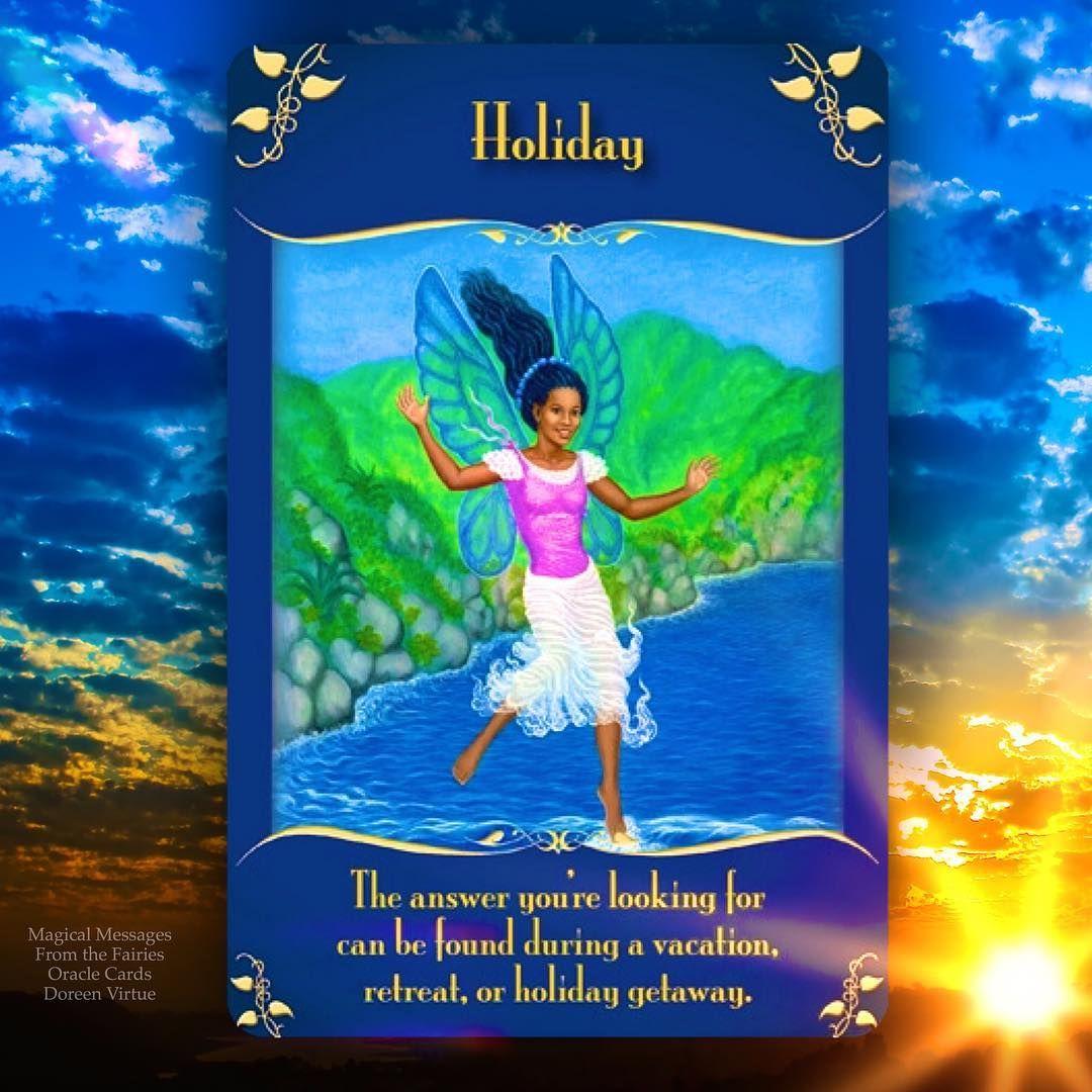 Tirage de carte du jour avec l oracle des fées de Doreen Virtue le  19 03 2017. 17eadb9e6b2c
