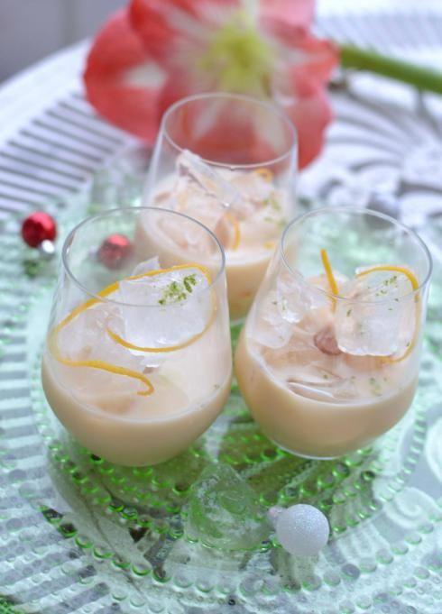 Caribbean Christmas Party Ideas Part - 45: Caribbean Christmas Drink Punch De Creme